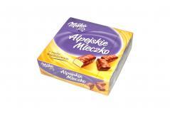 Milka - Alpejskie Mleczko o smaku waniliowym 330g